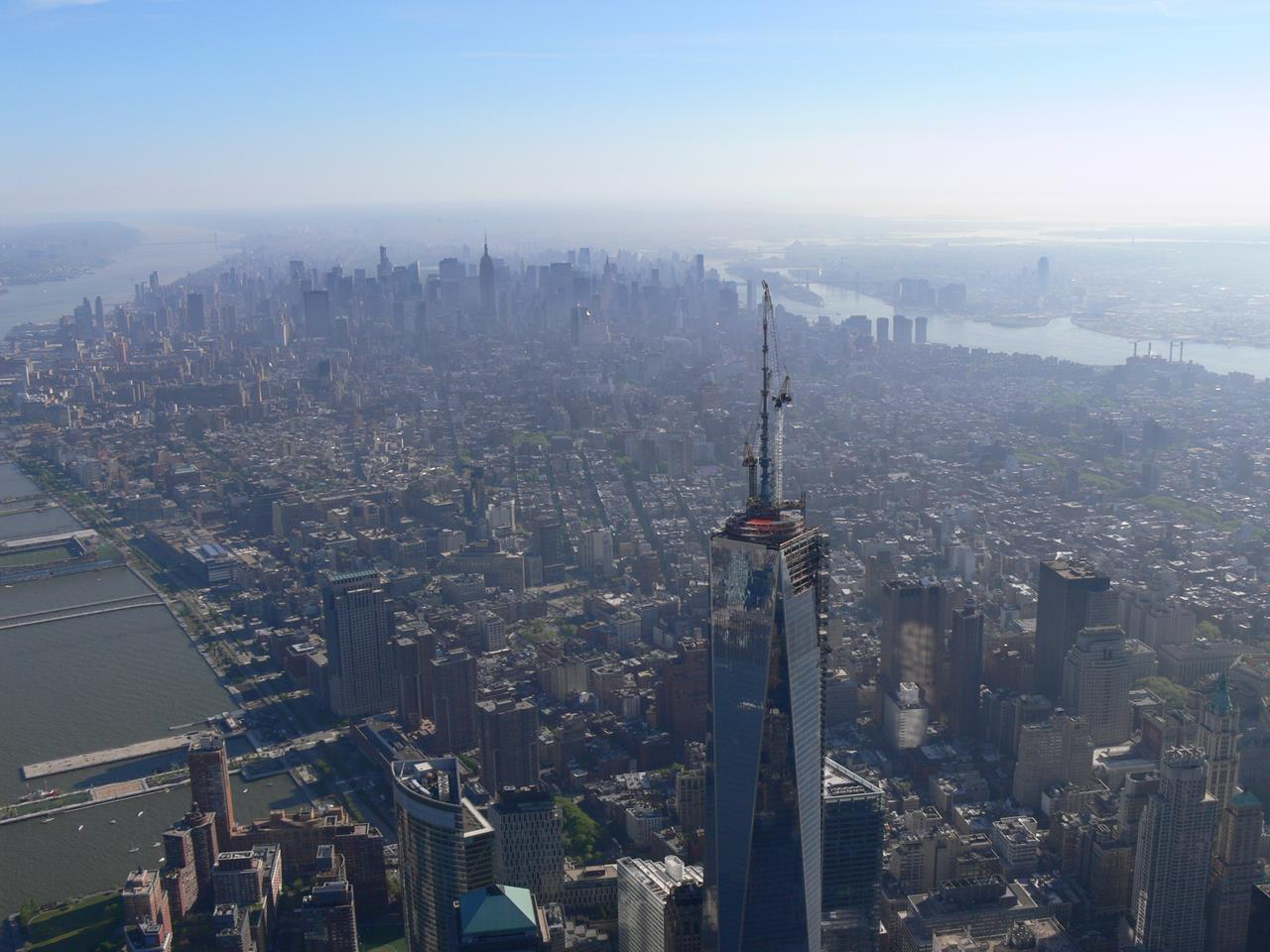 Tourist Guide To One World Trade Center Xcitefun Net