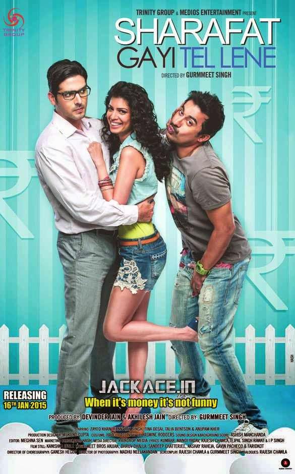 Sharafat Gayi Tel Lene (2015) Full Movie Free Download