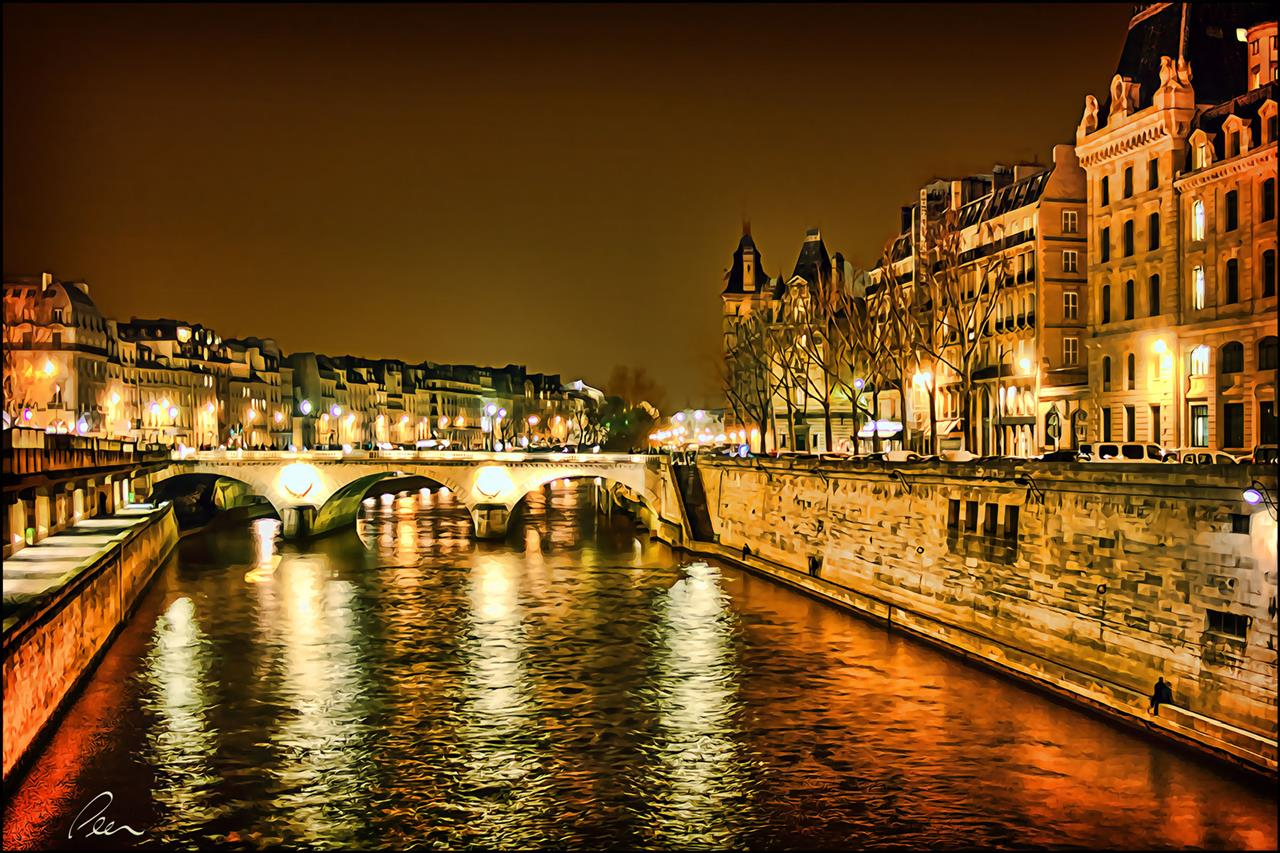 Seine River, The River That Became An Icon of The Romantic ... |River Seine Paris