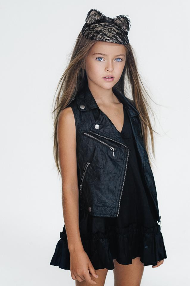 The Youngest Supermodel
