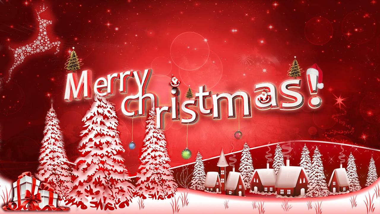 Christmas Day Wallpapers 2015 - Merry Christmas Cards - XciteFun.net