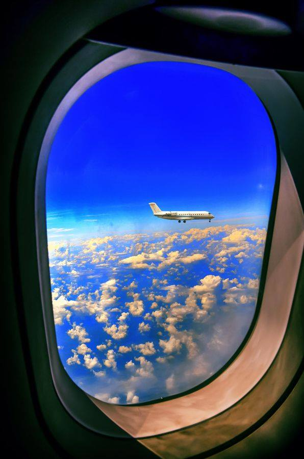 Amazing Photographs Captured From Airplane Window ...