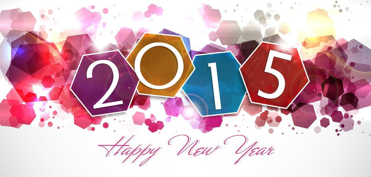 New Year 2015 Facebook Cover Collection