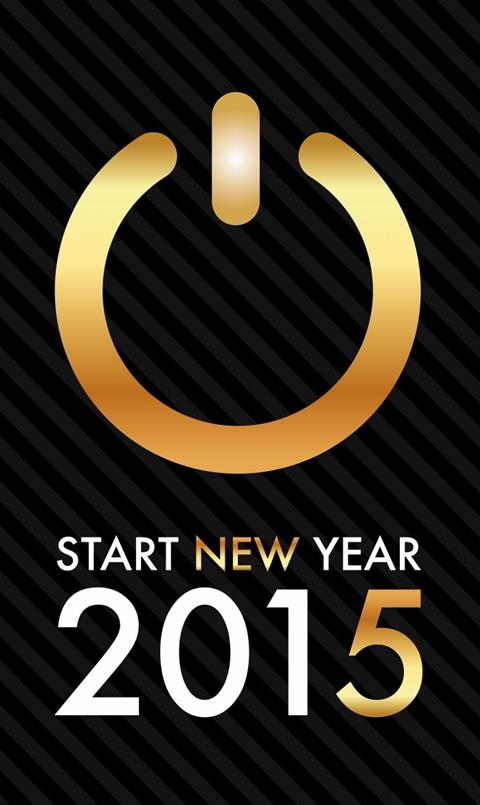 smartphone wallpapers new year collection 2015
