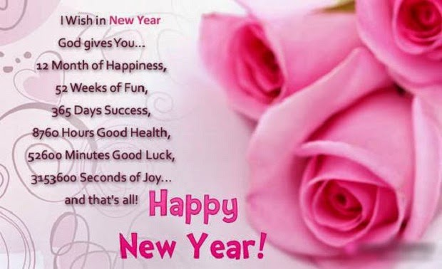 New Year Wish Quotes For Lover: Happy New Year Messages 2015