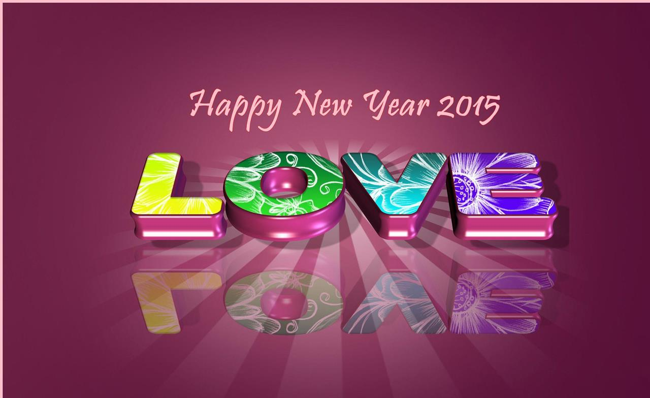 Happy New Year Wallpapers 2015 - XciteFun.net