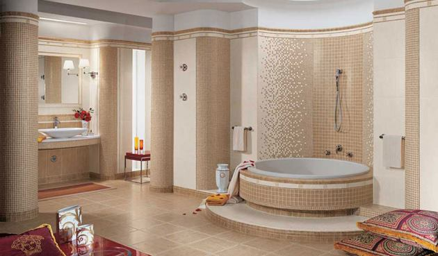 Latest Most Beautiful Bathroom Designs Collection 2014