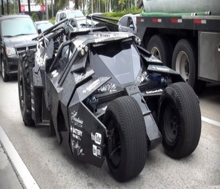 Most Strange Sports Cars On Roads