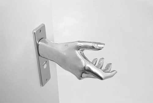 Unusual Door Handles