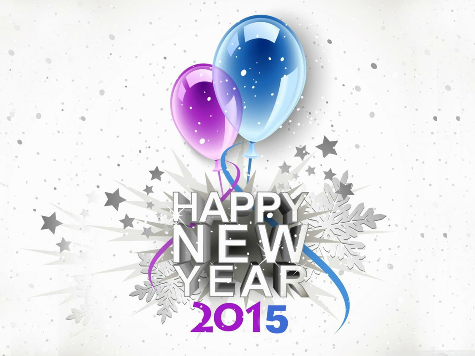 Happy New Year Greetings Cards  New Wallpapers 2015
