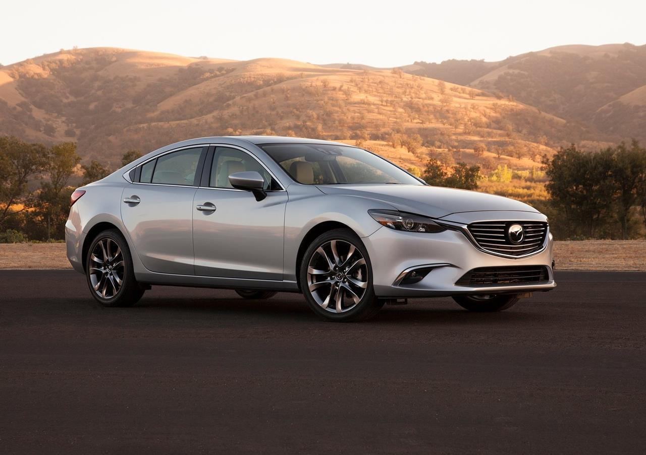 Mazda 6 Car Wallpapers 2016 Beautiful Luxury Car