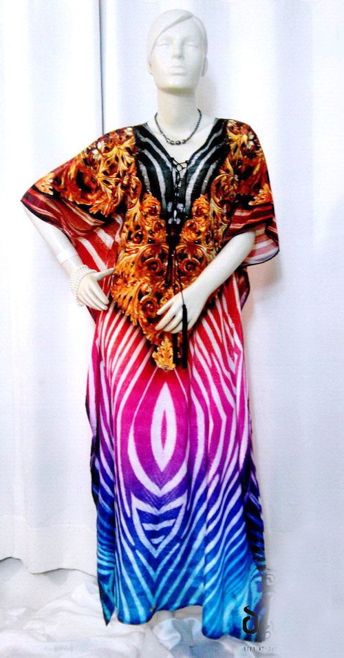 Digital Print FashionModern invention