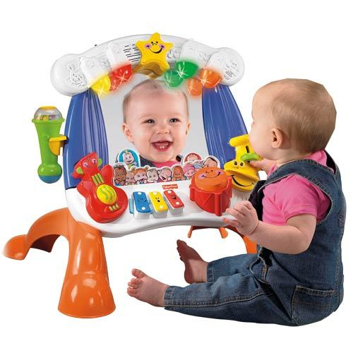 Musical Toys For 1 Year Olds : Baby boy roshaan asking for his gift xcitefun