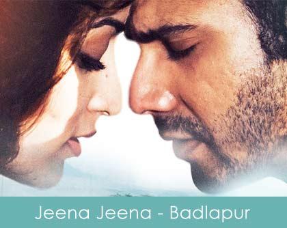 Jeena Jeena Video Song By Atif Aslam  Badlapur