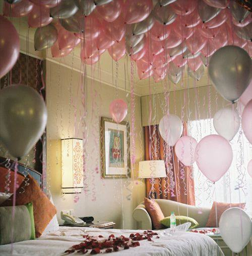 Romantic Birthday Morning Surprise