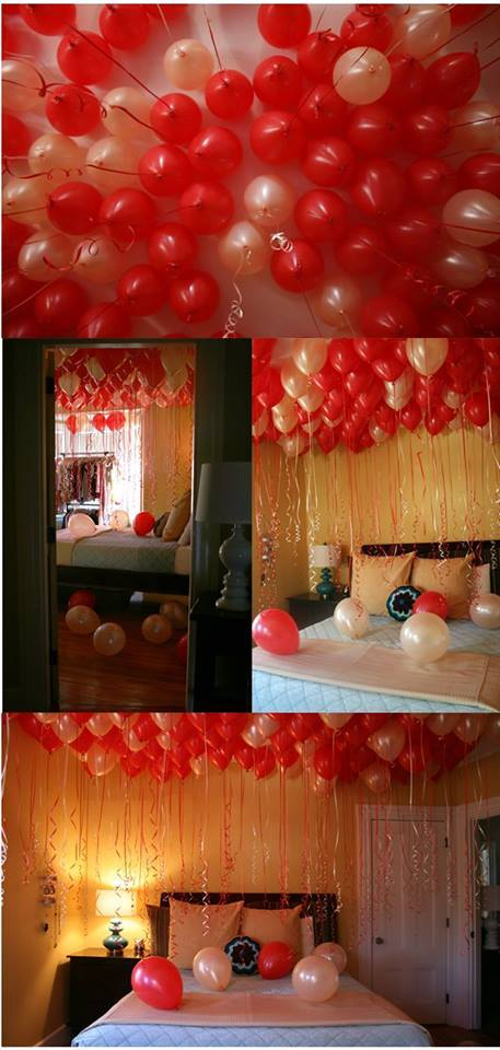 Romantic Birthday Morning Surprise Xcitefun Net