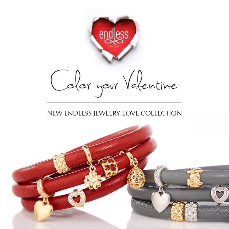 Valentines Day Bracelets By Endless Jewelry