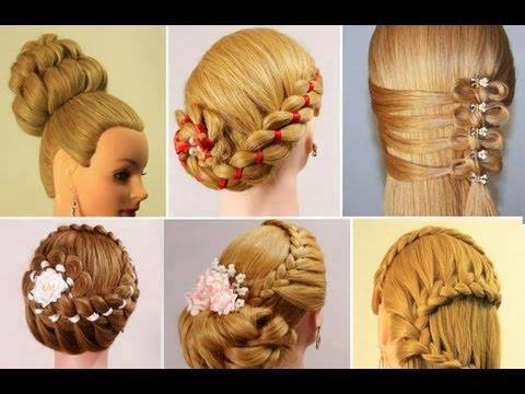 Inspiring Hairstyle For Girls To Attend Parties