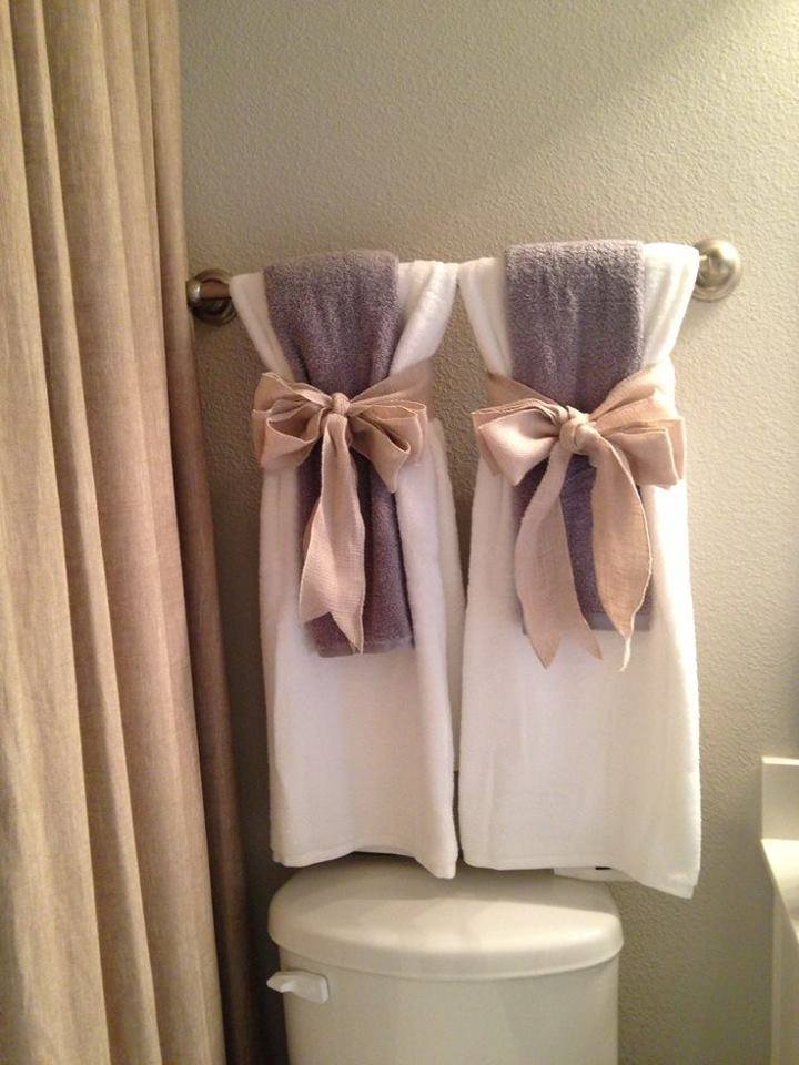 Towels Arrangement In Bathrooms For Guests Xcitefun Net