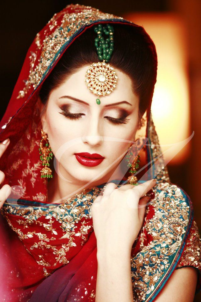 Depilex Bridal Makeup : Madeehas Bridal New Makeup Trend - XciteFun.net