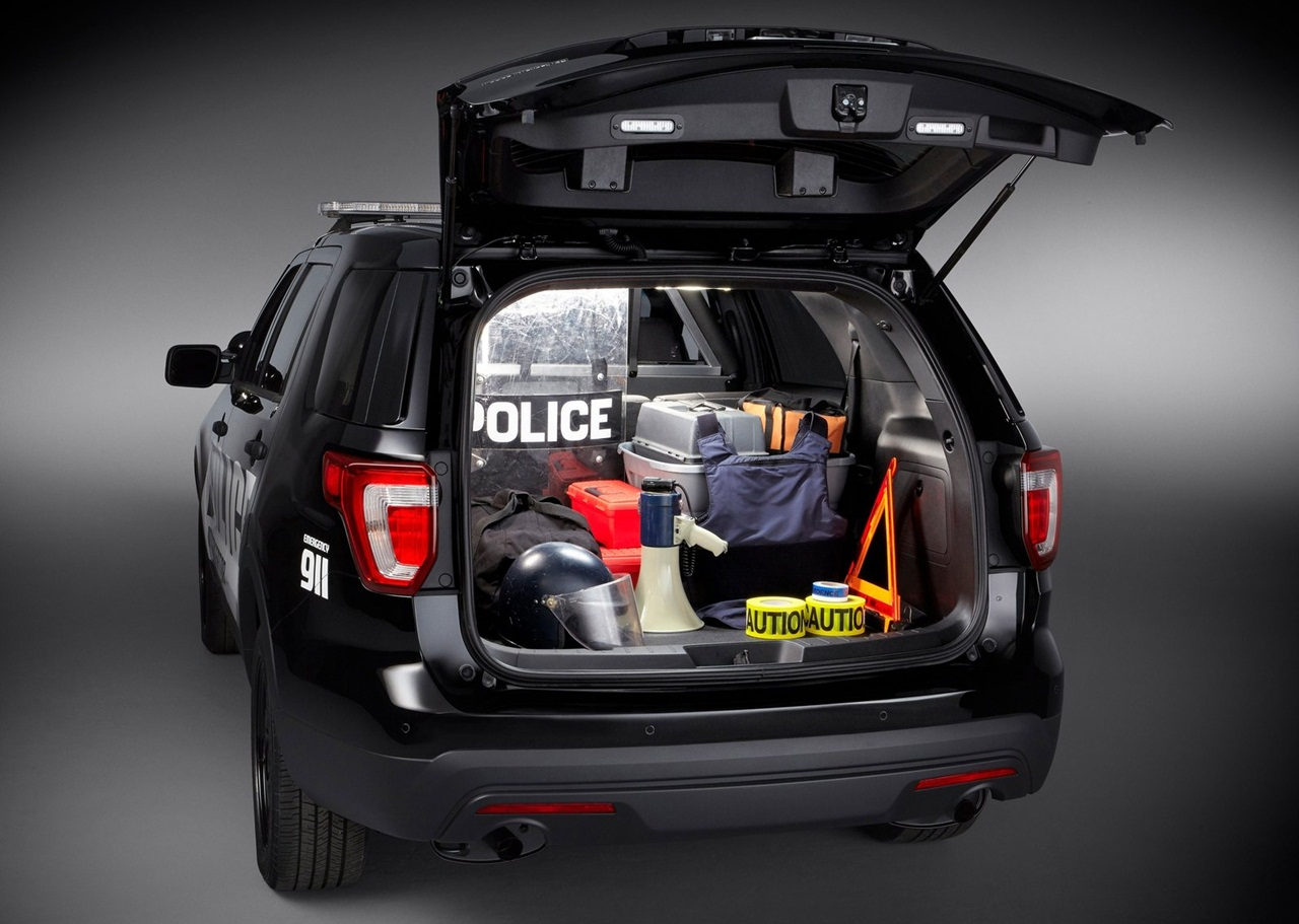 Ford Police Interceptor Utility Car Wallpapers 2016