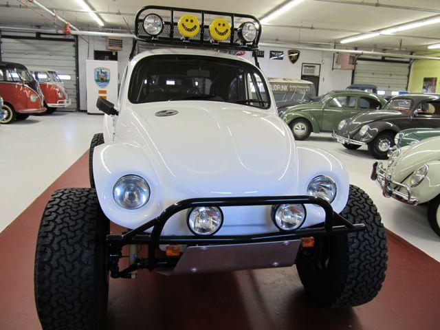 Volkswagen Beetle Transformed Into Baja Bug Xcitefun Net