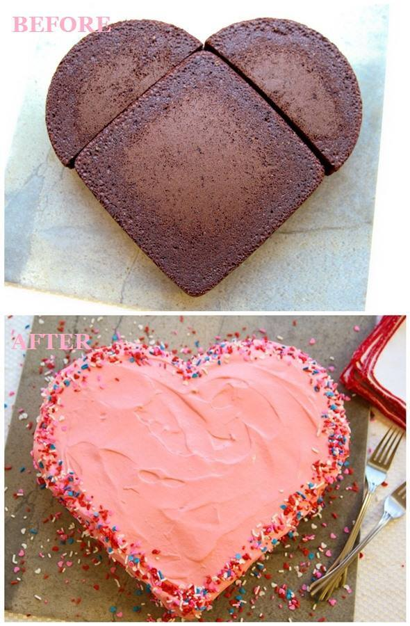 Lovely Desserts For Couples On Valentines Day