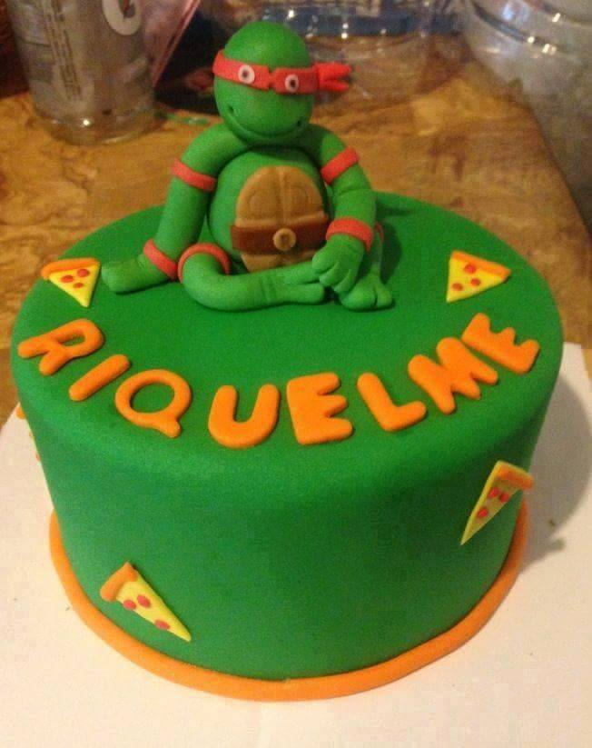 Ninja Turtle Birthday Cake Designs - XciteFun.net