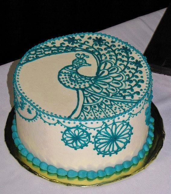 Mehndi Cake Quotes : Henna cakes designs for wedding xcitefun