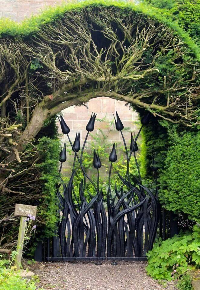 Inspiration to update your garden gate design XciteFunnet
