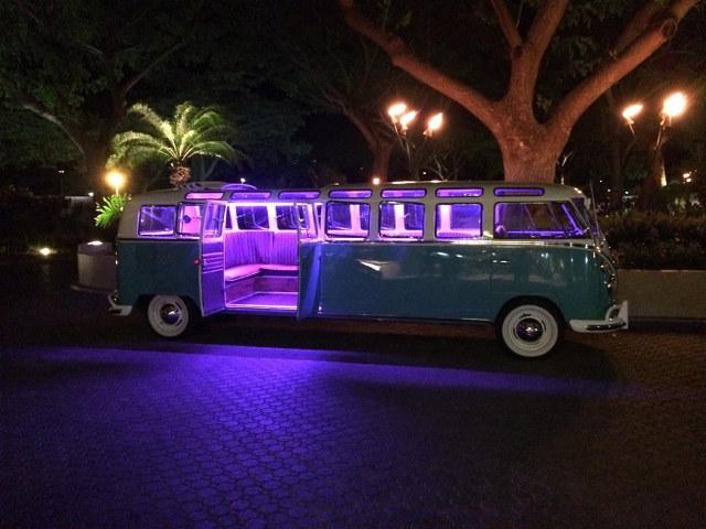 Volkswagen Limousine Mini Party Bus Xcitefun Net