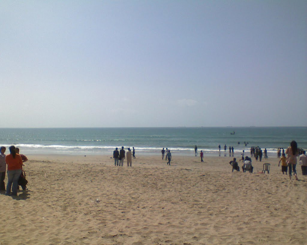 Travel To Sandspit Beach Karachi Xcitefun Net