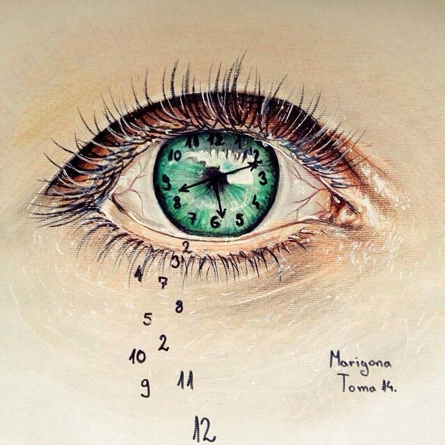 amazing eye drawings by marigona toma xcitefun net