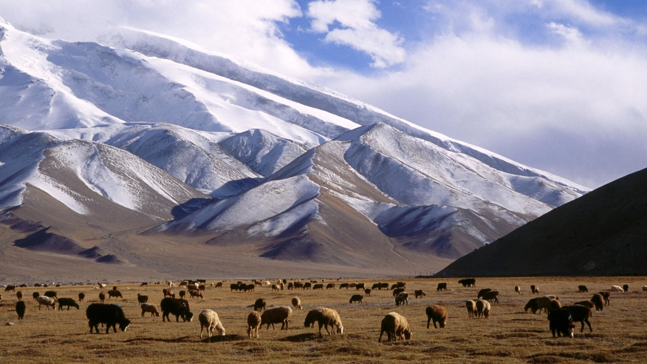 Travel To Pamir Mountains Central Asia - XciteFun.net