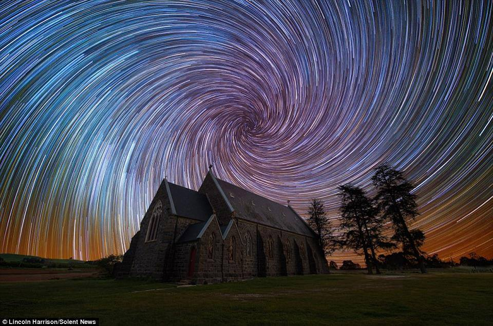 Nigh Sky Time Lapse Photography By Lincoln Harrison