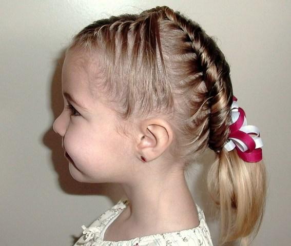 Hairstyles For Short Hair Baby Girl : Mai ap apni moat ki tyaarion mai hon..!!!