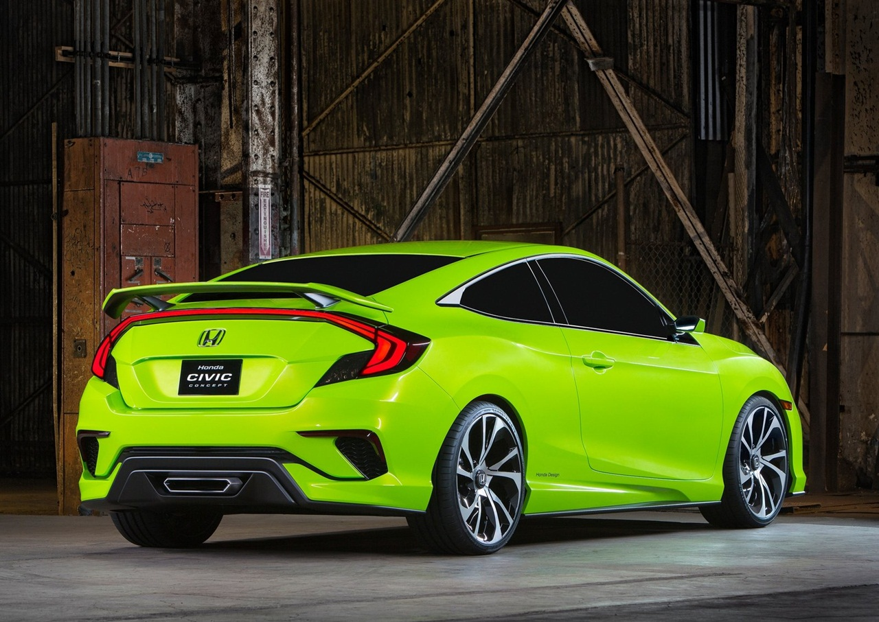 Perfect Honda Civic Concept Car Wallpapers 2018 Xcitefunnet
