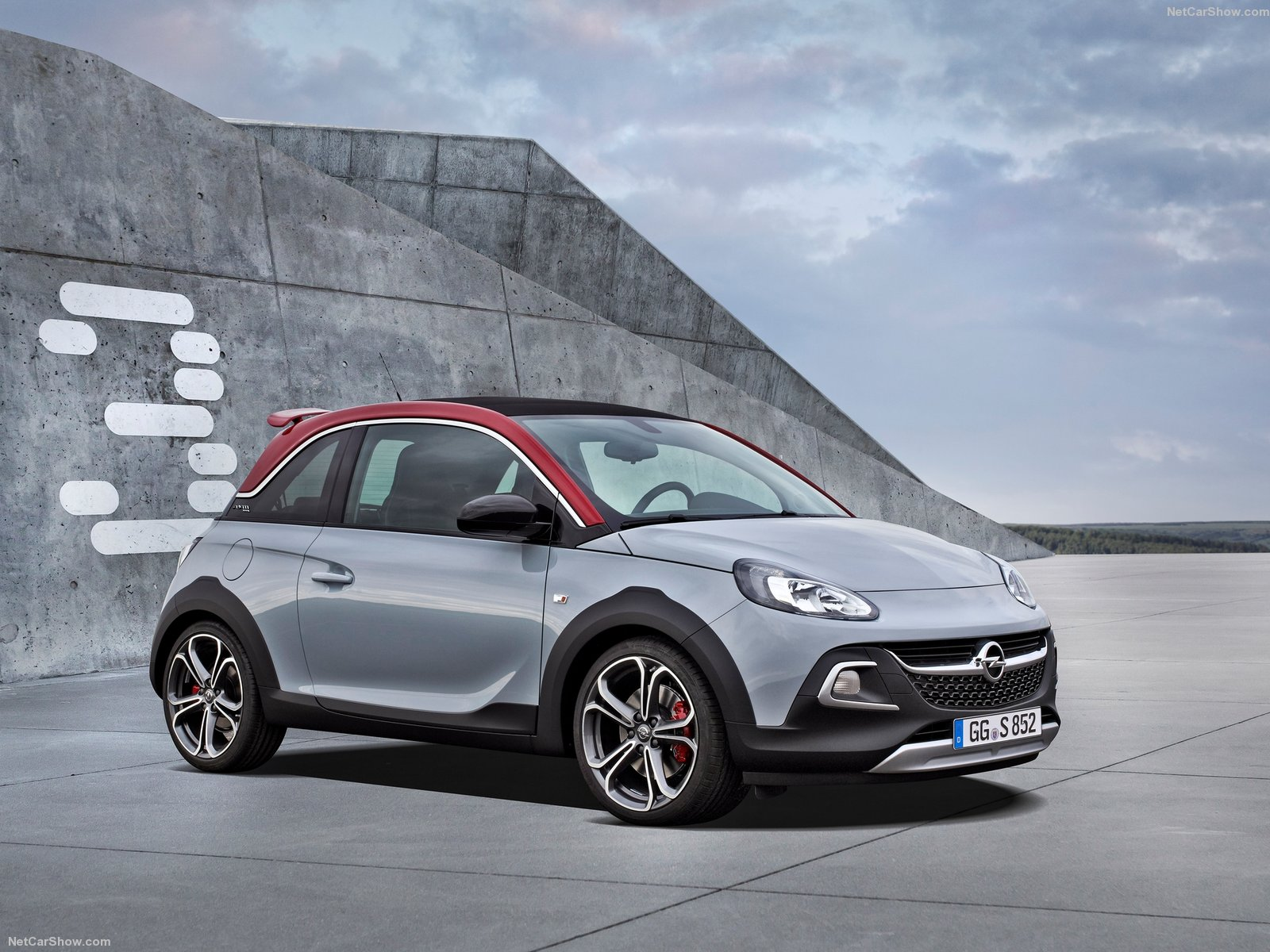 opel adam rocks s car wallpapers 2016. Black Bedroom Furniture Sets. Home Design Ideas