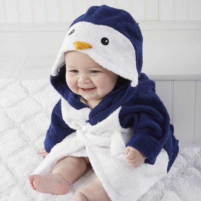 b1d1dc1f9a Latest 2015 Baby Bathrobes Cute Designs Collection – Virtual ...