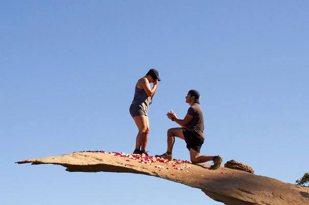 Foolproof Marriage Proposal Ideas
