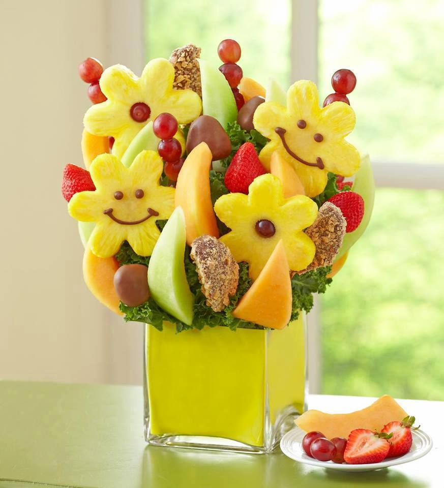 Fruit bouquet for sunday Fruit bouquet