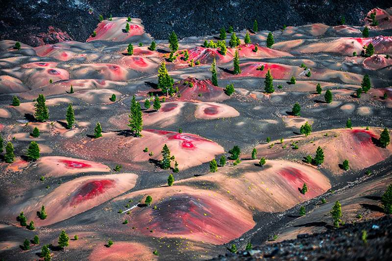 Unusual Place To Visit In Usa Lassen Volcanic National