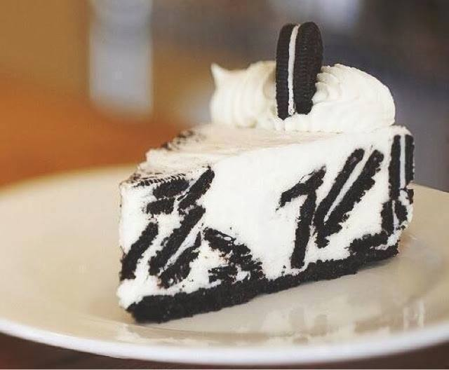oreo cheesecake designs