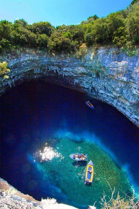 Amazing Hidden Island In Kefalonia Greece Xcitefun Net