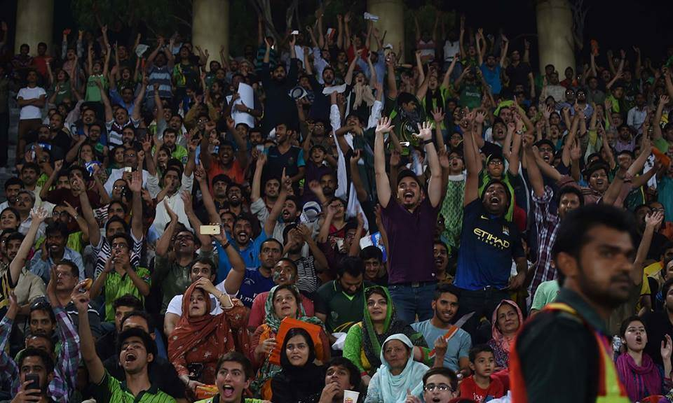 Great Spirit of Cricket Back In Pakistan