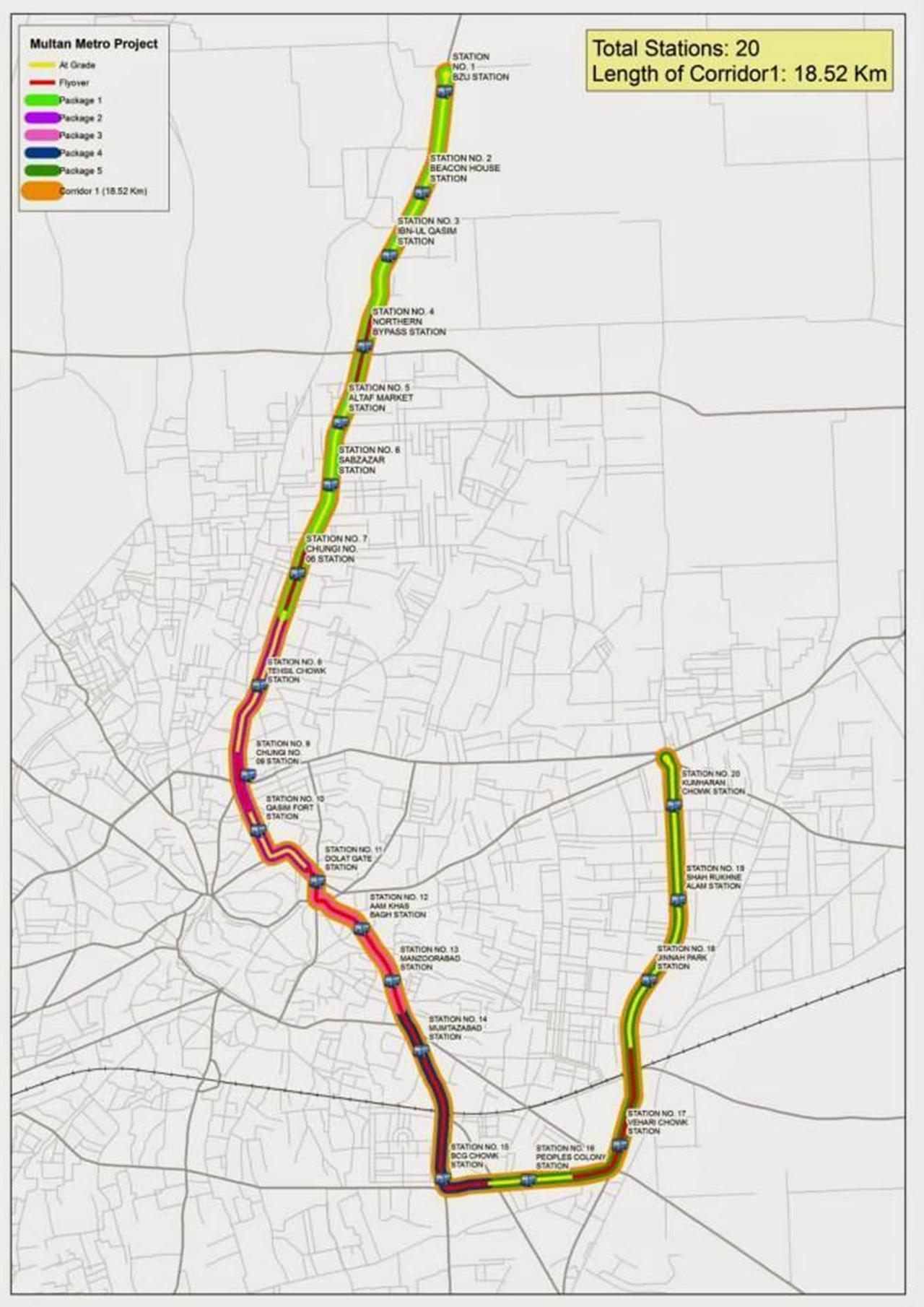 Multan Metro Bus Complete Project Review