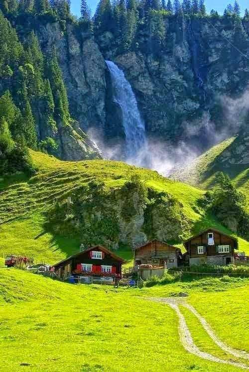 Tourist Places in Switzerland