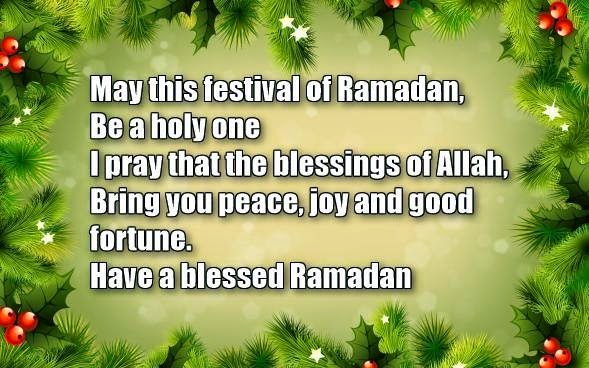 Ramadan Kareem Mubarak Messages 2015  Beautiful Wishes