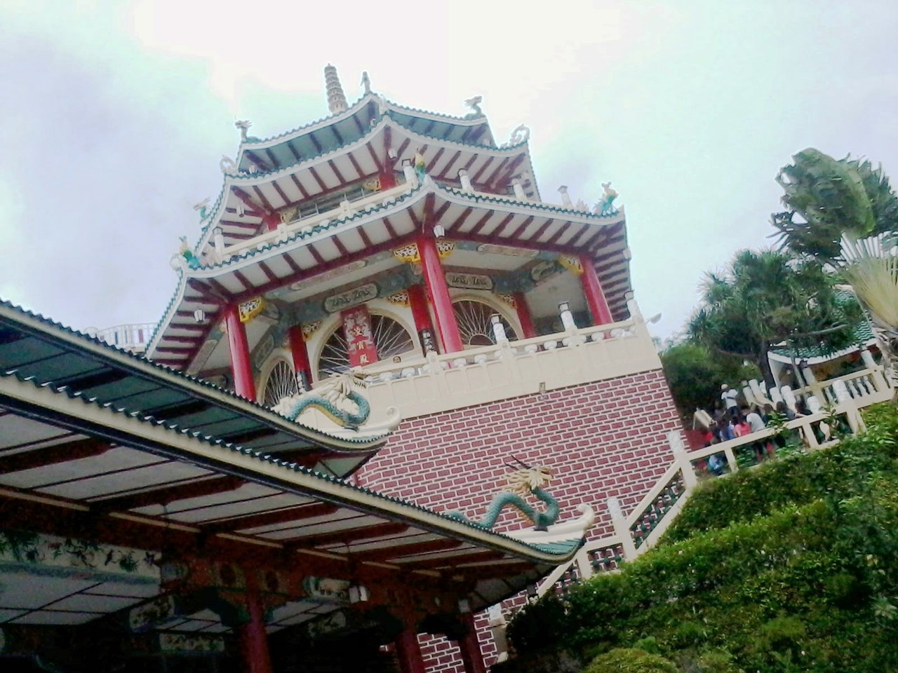 Travel Guide To Cebu Taoist Temple Philippines