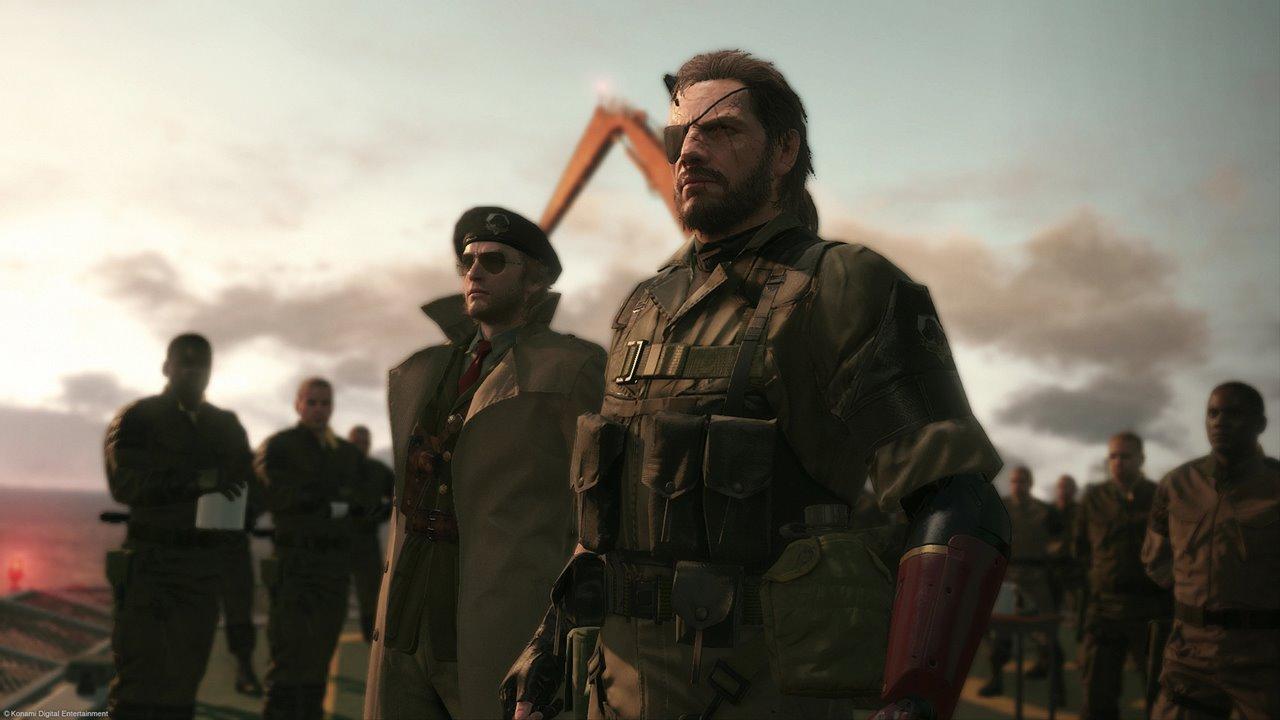 112854 Best Games 2015 Pc Game Sci Fi Metal Gear
